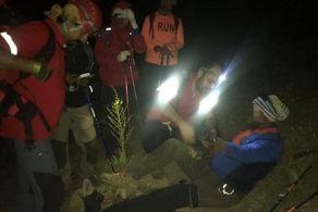 نجات ۹ کوهنورد در ارتفاعات لواسان