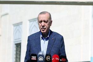 طالبان صدای اردوغان را درآورد