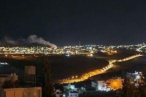 انفجار مهیب در شهرک صهیونیست نشین در کرانه باختری