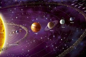 لبه منظومه شمسی چه شکلی است؟