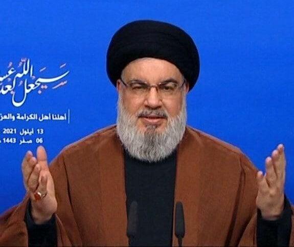 وعده جدید سیدحسن نصرالله/ ارسال سوخت از ایران به لبنان ادامه خواهد داشت