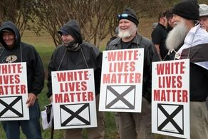 اعتراضات سراسری هواداران ترامپ/جان سفید پوستان با ارزش است!