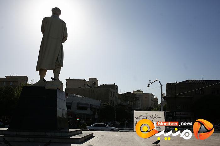 تماشای دومین مناظره انتخابات۱۴۰۰ - خیابان جمهوری