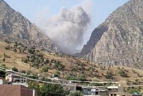 حمله هوایی ترکیه به شمال عراق+جزییات
