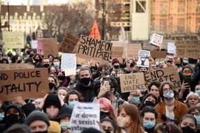 اعتراض به قتل زنان جوان توسط پلیس!/مردم به خیابانها آمدند+عکس