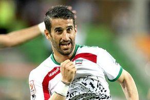 کاپیتان، بهترین بازیکن دیدار ایران و عراق شد