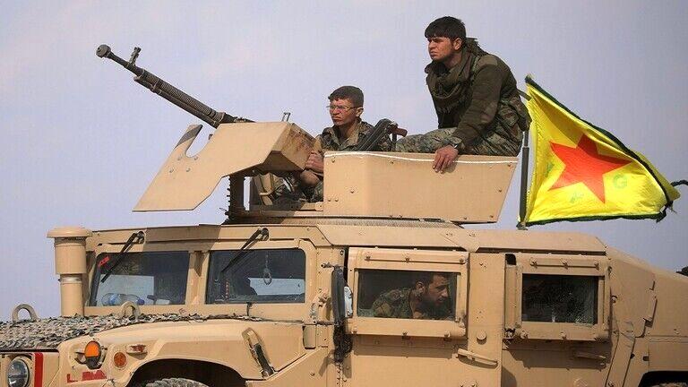 قبال عرب و شبه نظامیان تحت حمایت آمریکا با یکدیگر درگیر شدند