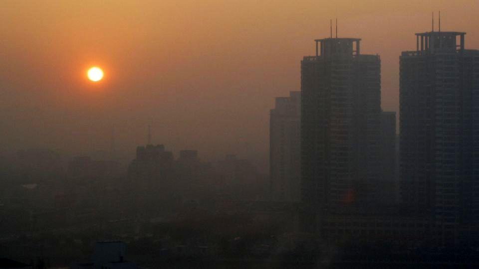 کیفیت هوای تهران در محدوده ناسالم برای گروههای حساس