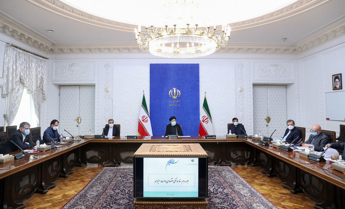 دستور مهم رئیسجمهور به بانک مرکزی ابلاغ شد