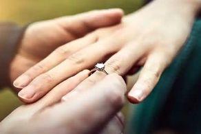 رفتار زشت و شرمآور داماد با عروس در شب عروسی!