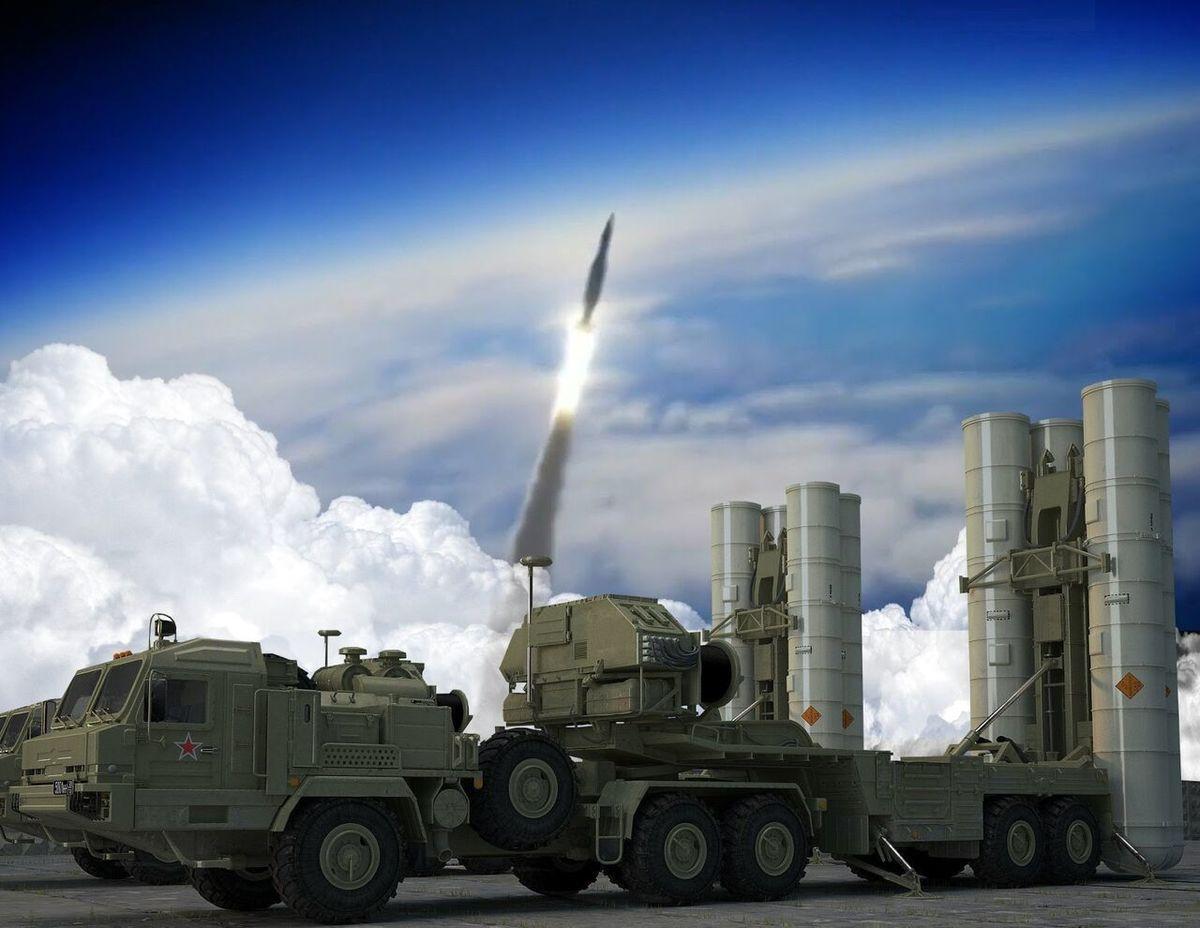 روسیه قدرت نظامی خود را به رخ کشید/ سامانه S-500 با موفقیت آزمایش شد
