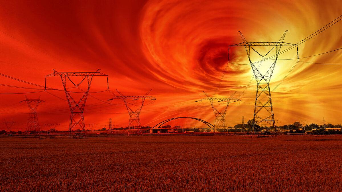 آیا خورشید اینترنت همه جهان را خاموش میکند؟
