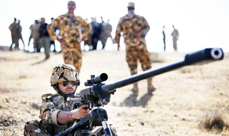 مرگبارترین سلاح تکتیرانداز جهان در اختیار ایران + عکس