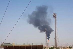انفجار در پالایشگاه آبادان + آخرین جزئیات