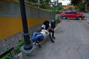 گوگل خیانت زن شوهردار را فاش کرد + عکس