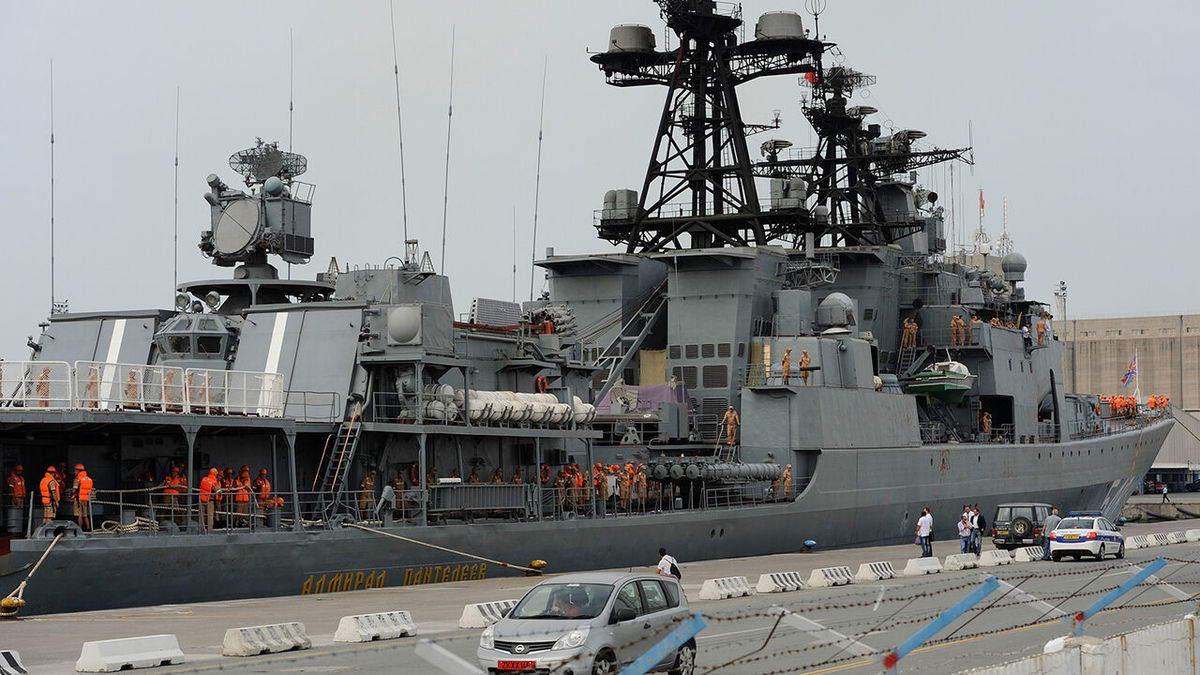 برنامه نظامی بزرگ روسیه و چین در دریای ژاپن آغاز شد+جزییات