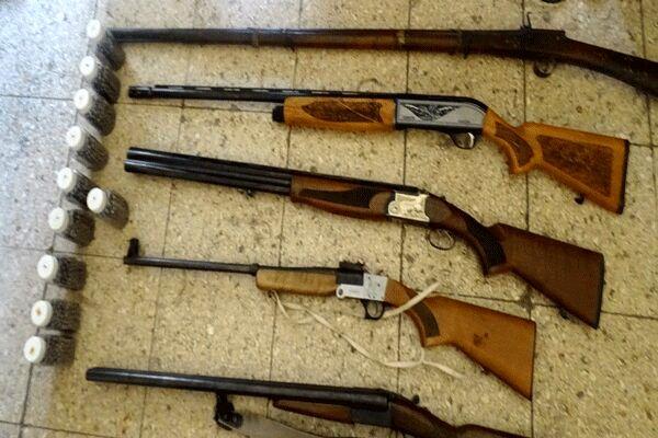 متلاشی شدن باند بزرگ فروش سلاح جنگی در تهران