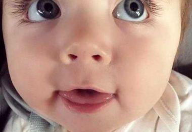 زیباترین نوزاد دنیا + عکسهای باورنکردنی