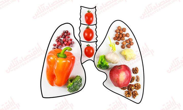 آشنایی با خوراکیهای مفید برای تقویت ریهها در ایام کرونا