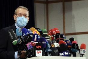 علی لاریجانی هم بالاخره آمد/چند اقدام نمایشی و سوپرمن بازی نمیتوند مشکلات ایران را حل کند
