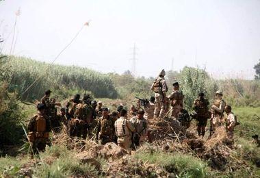 آغاز عملیات حشد الشعبی؛ جستجوی بقایای داعش در سامرا