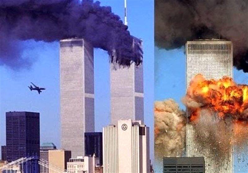 رهبر انصار الله پرده از حادثه 11 سپتامبر برداشت