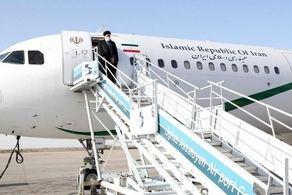 رئیسجمهور تهران را به مقصد این کشور ترک کرد