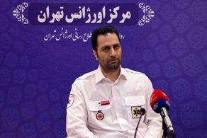 شمار مصدومان آتش سوزی پالایشگاه تهران اعلام شد