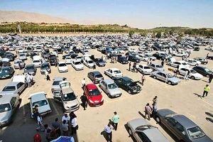 بدترین ماه برای بازار خودروی ۱۴۰۰