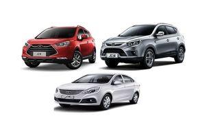 پرفروش ترین خودروهای چینی بازار ایران در سال ۱۳۹۹ کدامند؟