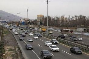 آخرین وضعیت ترافیکی راههای کشور در ۱۷ مهرماه