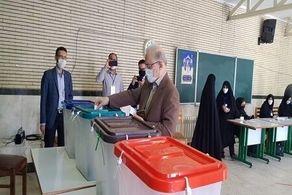 نمکی: مردم در انتخابات حضور پرشور داشته باشند