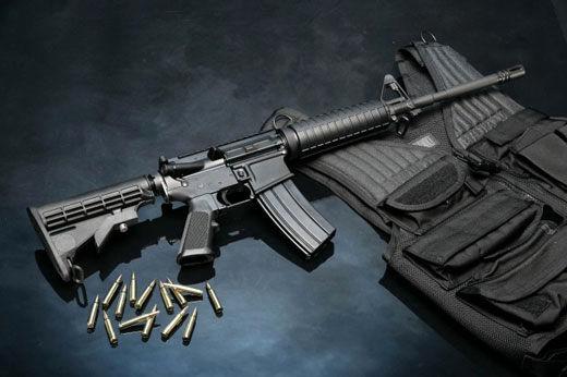 محبوب ترین سلاح آمریکایی ها + عکس