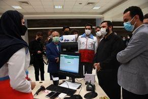 مشارکت دانشجویان در روند واکسیناسیون پایتخت رو به افرایش است