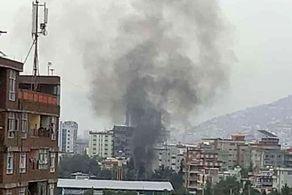 حمله راکتی به نزدیکی کاخ ریاست جمهوری افغانستان+جزییات