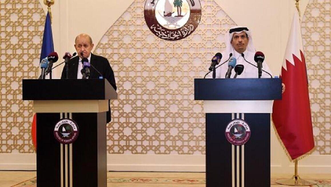 وزیر خارجه قطر: دوحه بر ضرورت تضمین حقوق زنان در افغانستان تاکید دارد