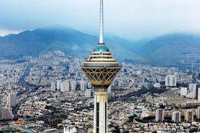هوای تهران امروز در شرایط قابل قبول است