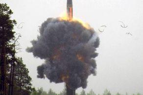روسیه جدیدترین دستاورد نظامی خود را آزمایش کرد+عکس