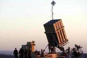 اسرائیل علیه اسرائیل/گنبد آهنین به جنگنده صهیونیست شلیک کرد