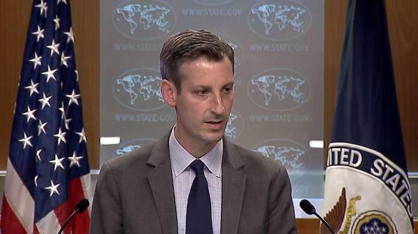 واکنش آمریکا به حمله راکتی در نزدیکی کاخ ریاست جمهوری افغانستان