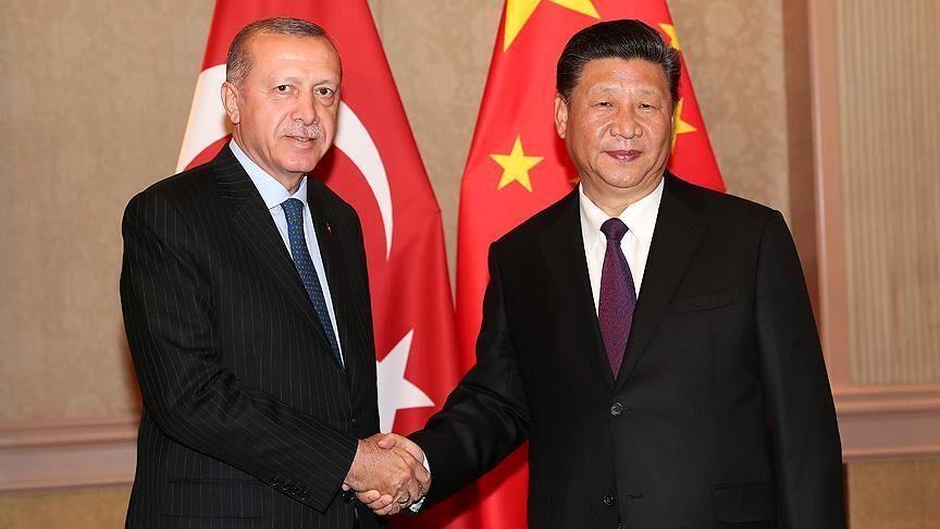 چین از ترکیه حمایت میکند!