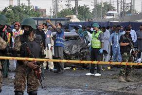 پاکستان به خاک و خون کشیده شد