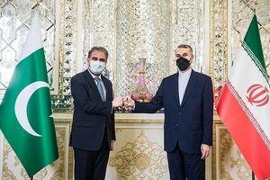 ایران از مقام پاکستانی دعوت کرد!+جزییات