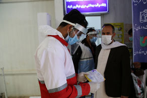پایش سلامت بیش از ۳۰۲ هزار مسافر در مرزهای کشور