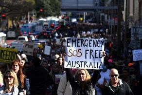 یکه تازی دلتا اینبار در استرالیا/محدودیتها شدیدتر خواهد شد