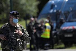 حمله به پلیس فرانسه!/سه افسر زخمی شدند