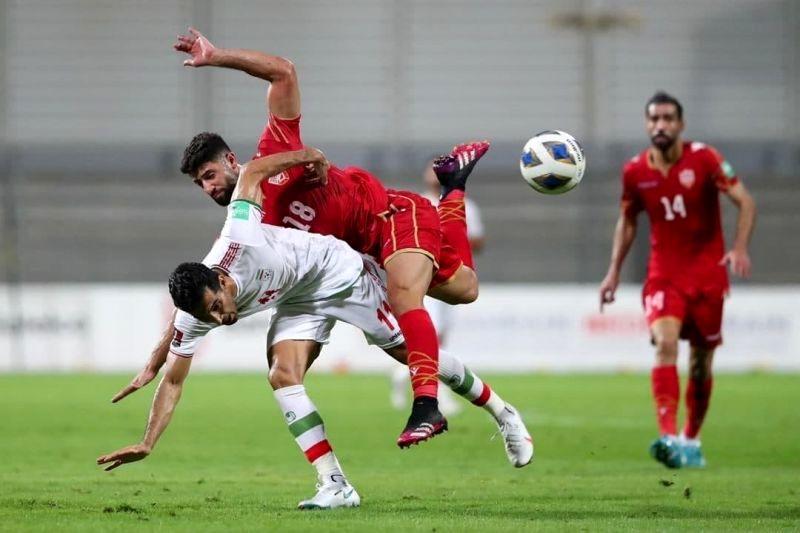 عصبانیت عراقیها از پست AFC درباره ایران