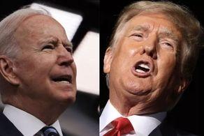 برتری جدید ترامپ در مقابل بایدن/ حیات سیاسی آقای رئیسجمهور با بحران گره خورده است