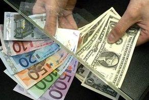 قیمت دلار و یورو در صرافی ملی امروز 6 خرداد / رشد دلار در کانال 22 هزار تومانی