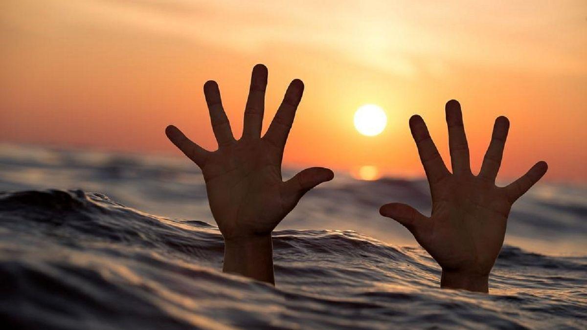 غرق شدن مرموز پسر ۲۰ساله